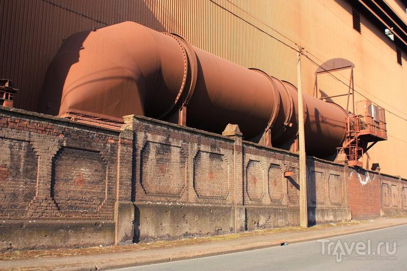 Пылающий город Льеж / Фото из Бельгии