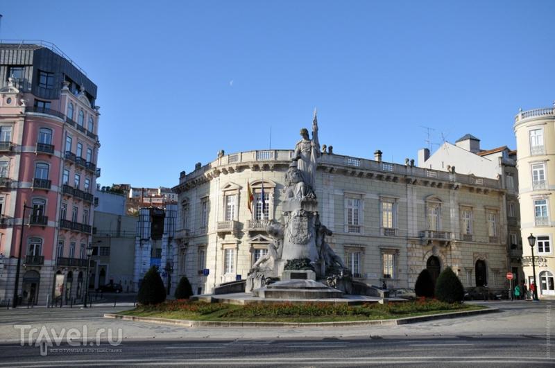 Лиссабонские штрихи / Фото из Португалии