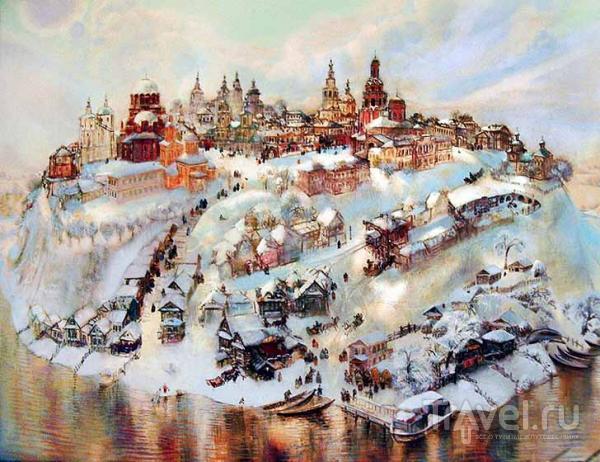Остров-град Свияжск / Россия