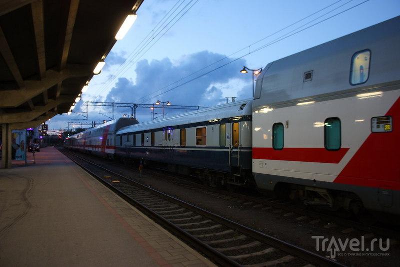 Железные дороги Финляндии. Подвижной состав и впечатления / Финляндия
