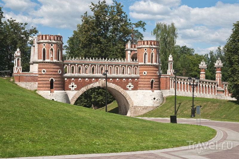 """Парк-музей """"Царицыно"""""""