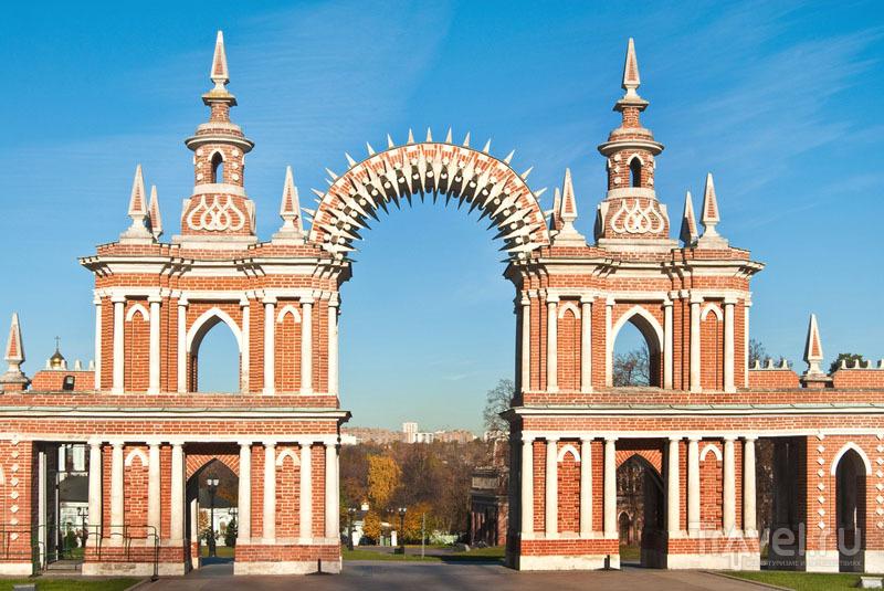 "Ворота в ""Царицыно"""