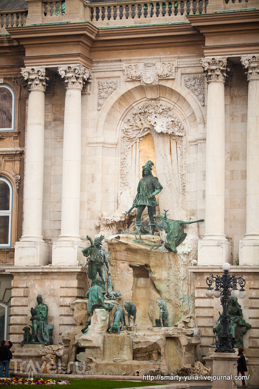 Будапешт: ноябрьская прогулка / Венгрия