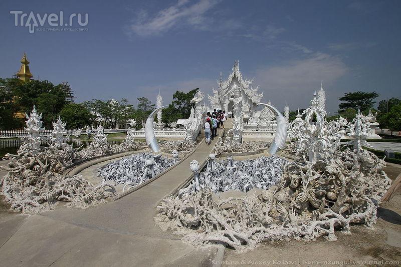Индокитай. Бангкок - Чианг-Раи - Чианг-Конг - Уэйсай / Фото из Таиланда