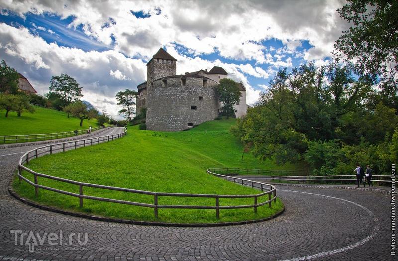 Лихтенштейн: Страна на ладони / Фото из Лихтенштейна