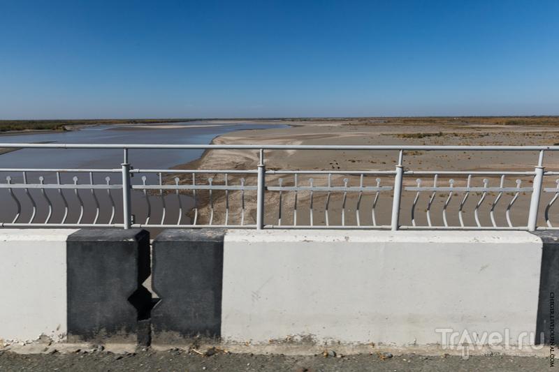 Река Амударья, Узбекистан / Фото из Узбекистана