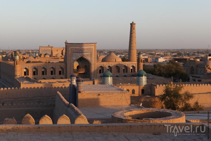 В городе Хива, Узбекистан / Фото из Узбекистана