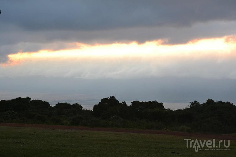 Самостоятельное сафари в Танзании. Ущелье Олдуваи. Серенгети / Танзания