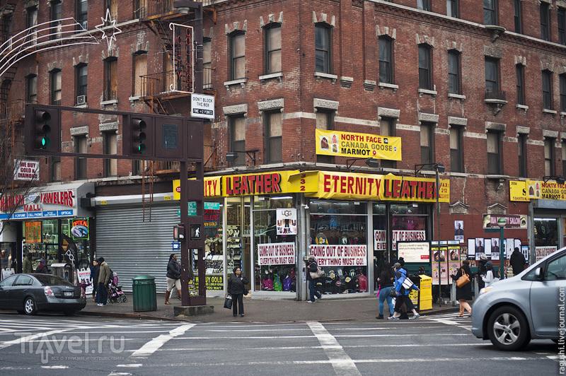 Гарлем, Нью-Йорк / США
