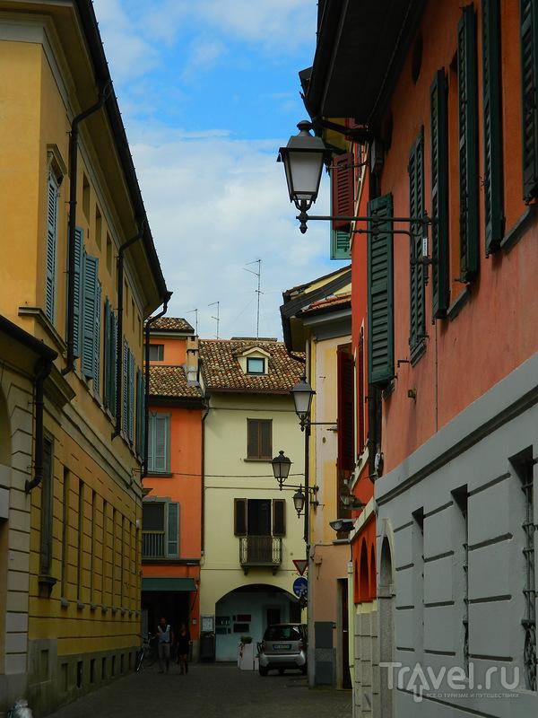 Крема - сладкое название и яблоко раздора / Фото из Италии