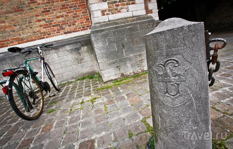 Брюгге. Прогулки по Северной Венеции / Фото из Бельгии