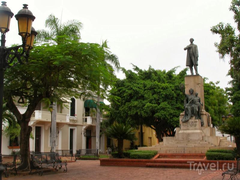 Доминикана. Санто-Доминго. Призраки колонистов / Доминикана