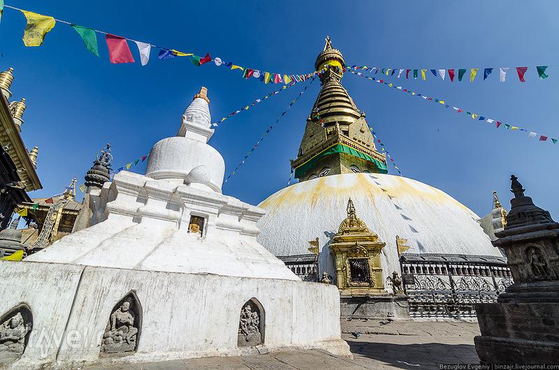 Непал, Сваямбунатх / Непал