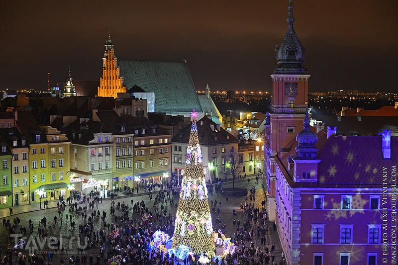 В городе Варшава, Польша / Фото из Польши
