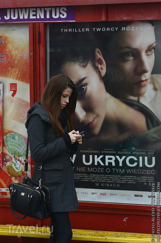 Варшава на Новый год 2014 / Фото из Польши