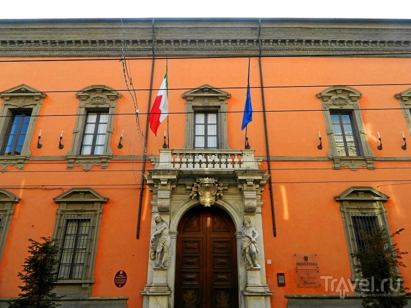 Парма, от Дуомо к центральной площади / Фото из Италии