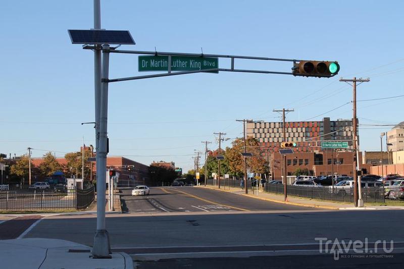 Кэмден - самый криминальный город США / Фото из США