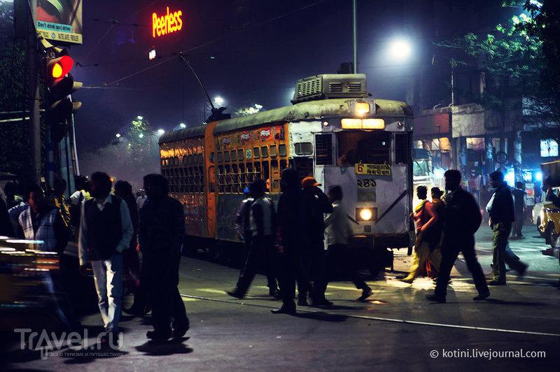 Калькутта 21 века / Фото из Индии