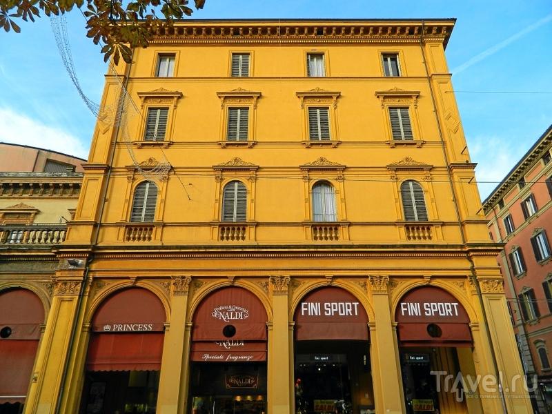 Болонья / Фото из Италии