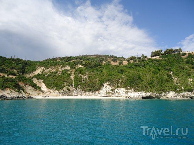 Закинф - остров невероятной природной красоты / Греция