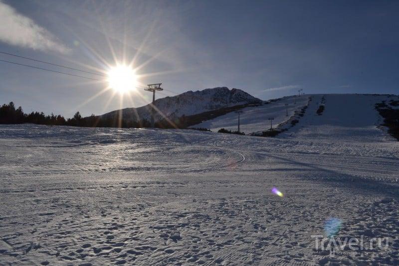 """Банско - лыжное, с точки зрения """"лыжечайника"""" / Болгария"""