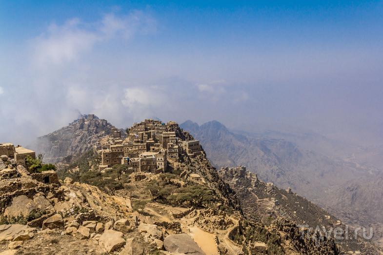 В заповеднике Джабаль Бура'а, Йемен / Фото из Йемена