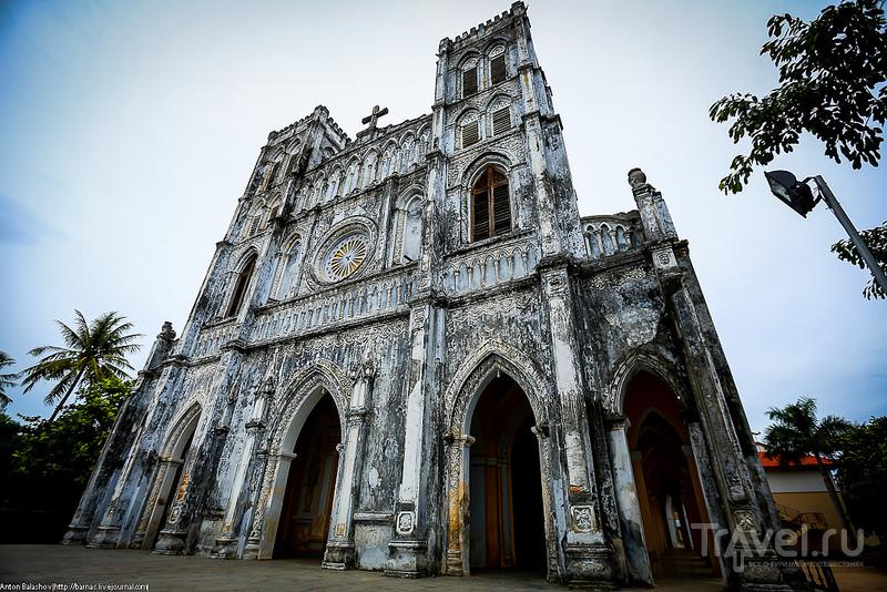 Церковь Маннг Лан, Вьетнам / Фото из Вьетнама