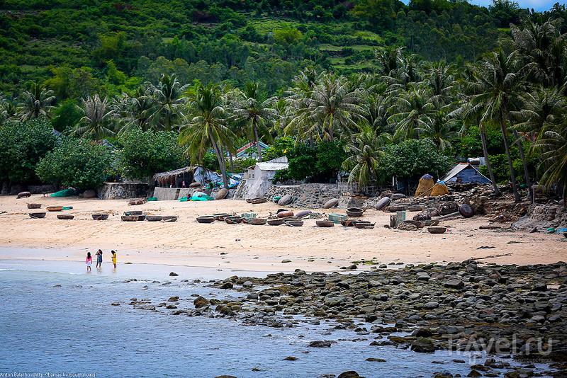 В провинции Фуйен, Вьетнам / Фото из Вьетнама