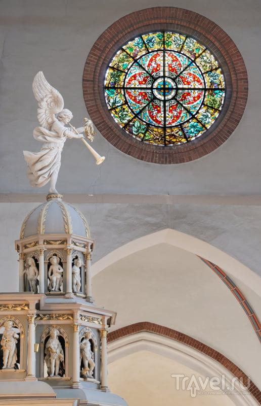 Достопримечательность Риги: Домский собор
