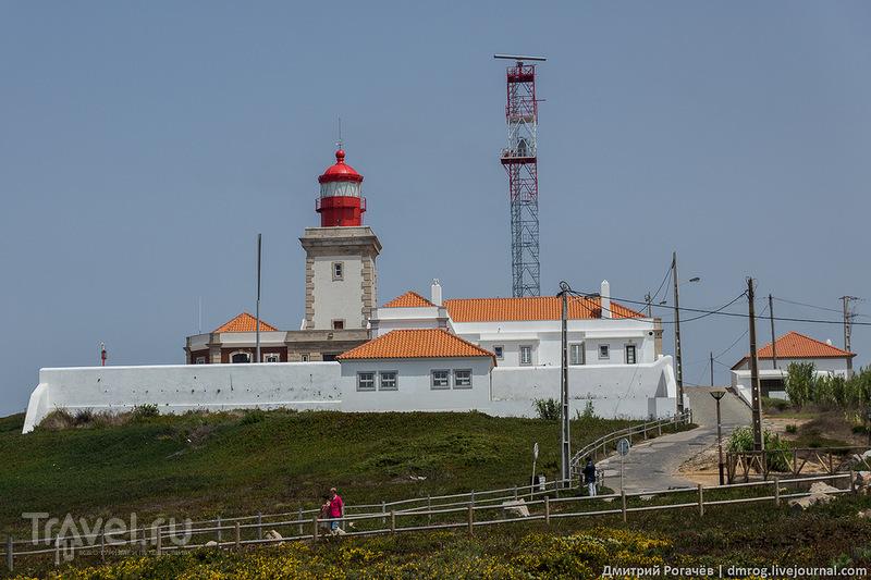 В природном парке Синтра-Кашкаиш, Португалия / Фото из Португалии