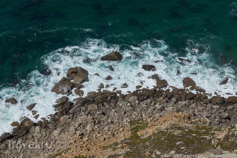 На мысе Рока, Португалия / Фото из Португалии