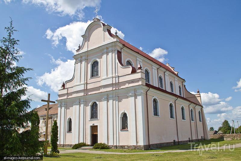 Костел Иоанна Крестителя, Белоруссия / Фото из Белоруссии