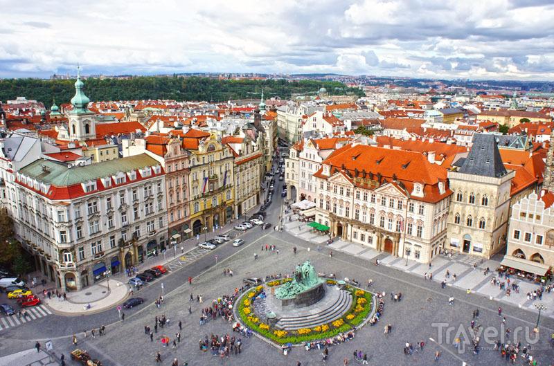 Староместская площадь - сердце Праги