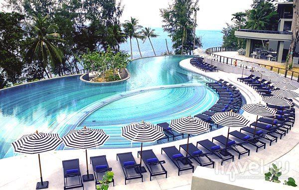 Самые красивые бассейны в отелях Accor