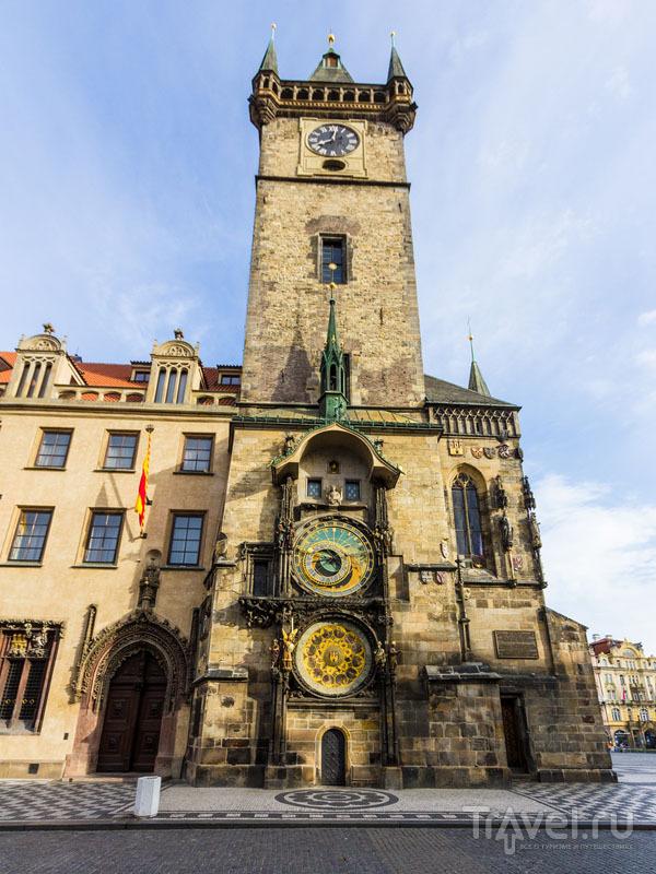 Куда пойти и на что посмотреть за три дня в Праге  Прага