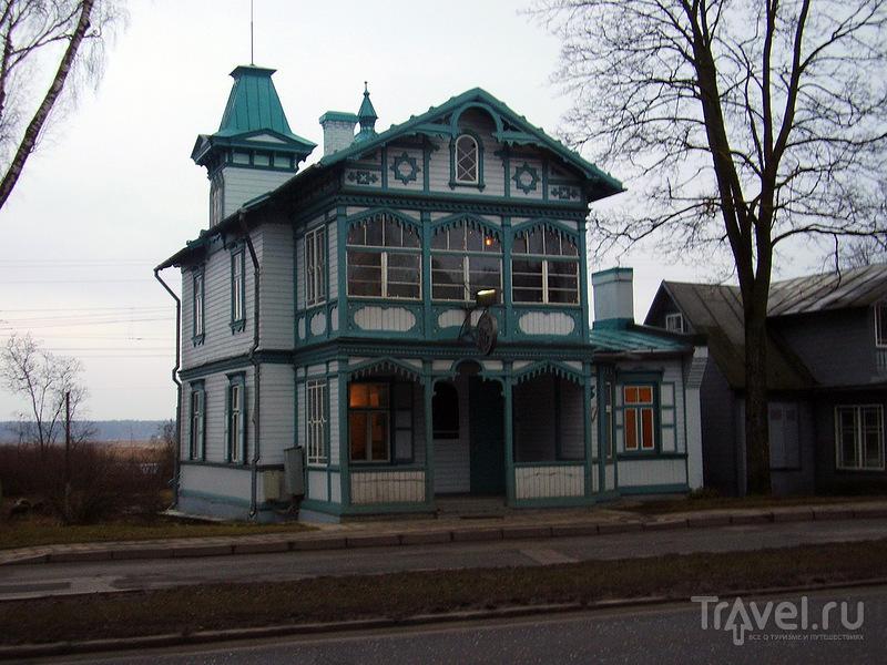 Зимнее море / Латвия