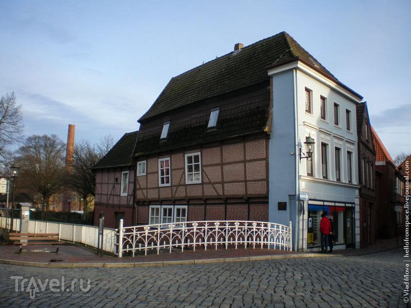 Букстехуде - город зайцев и ежей / Германия
