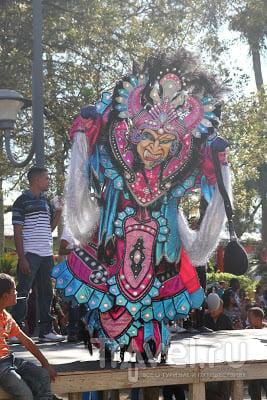 Карнавал в Ла-Вега / Доминикана
