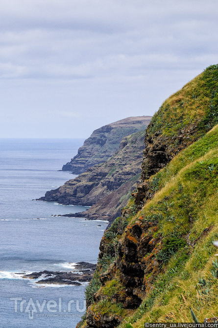 Остров Санта-Мария / Фото из Португалии