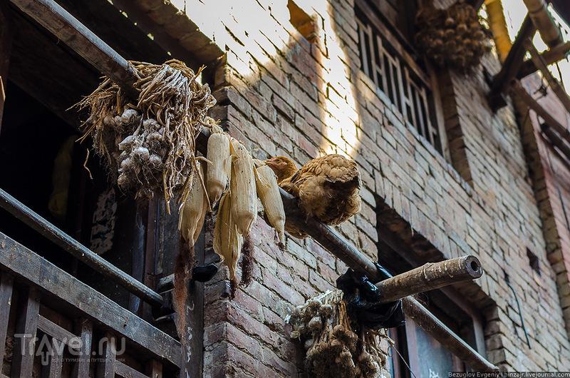 Непал. Бхактапур - город застывшего времени. Ноябрь 2013 / Фото из Непала