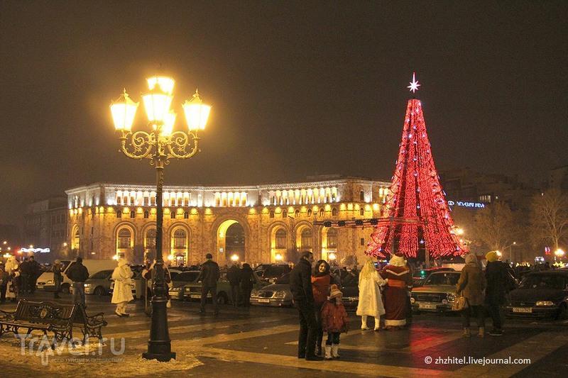 Ереван и окрестности за четыре дня / Фото из Армении