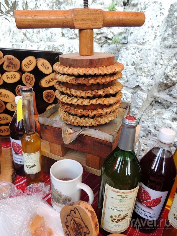 Праздник Маслиниада-2013 в Черногории / Черногория