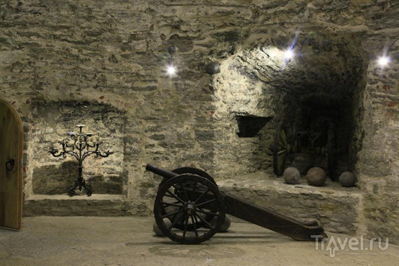 Для посещения открыты 380 метров подземных тоннелей