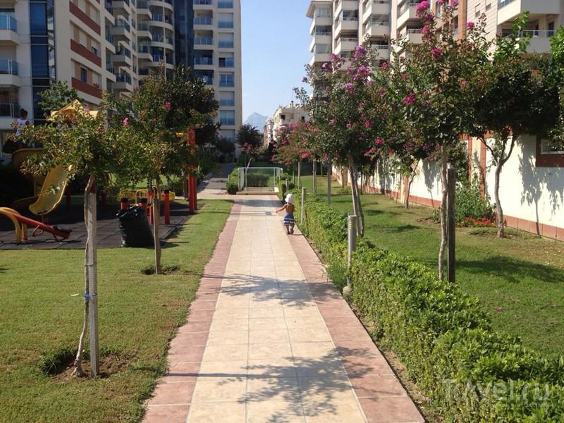 Опыт аренды апартаментов в Анталии / Турция