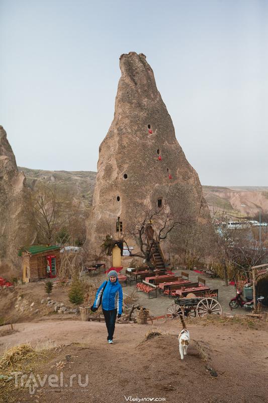 Каппадокия: Учхисар / Турция