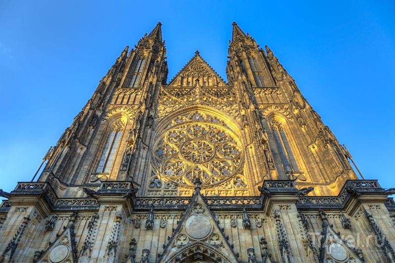 Строительство собора длилось почти шесть столетий