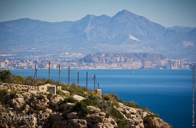 Маяк Санта-Пола и пиратский остров Табарка / Испания