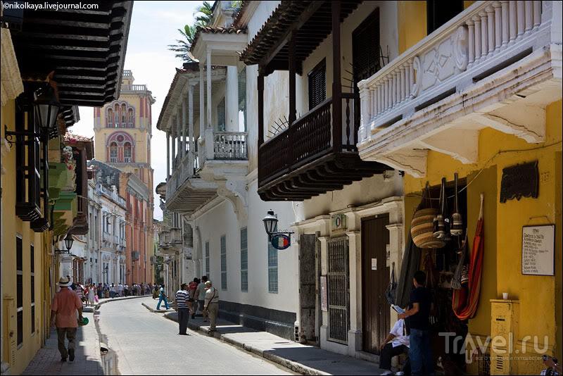 Колумбия, Картахена / Фото из Колумбии