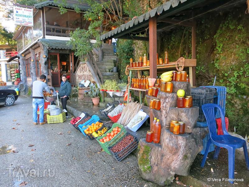 Октябрьское путешествие в Саранду вдоль побережья / Албания