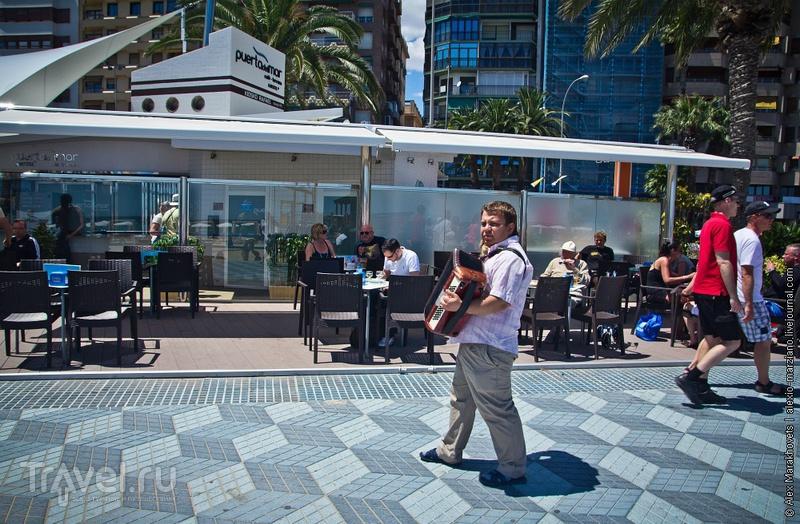 Аликанте - город с личной Санта-Барбарой / Фото из Испании